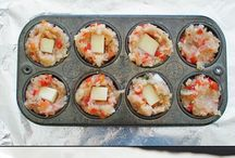 Recipes: Muffin Tin / Who knew you can make delicious stuff with muffin tins? I certainly didn't!