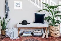 [ HOME DECOR ] / Your home is your haven so it should be a true reflection of you and that things that light you up. Decor vibes : California boho, modern eclectic with a touch of mid century modern and Scandinavian designs