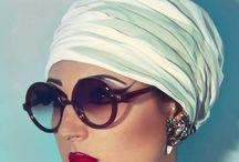 Fashion: Turbanista / Turban style and design ideas