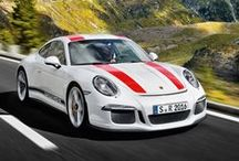 The new 911 R. Principle of Purity. / A homage. A resurrection. A childhood dream. The new 911 R embodies them all. Simultaneously. For more information, visit: http://www.porsche.com/911R  *Combined fuel consumption in accordance with EU 6: 13,3 l/100 km; CO2 emissions: 308 g/km.