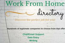 Business: Side Hustle & Home Business Ideas / Ideas on making side income from the internet.
