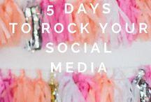 Business: Social Media / Social media tips & guides