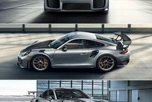 Unyielding. The new 911 GT2 RS. / The new 911 GT2 RS is simply the most powerful 911 ever built by Porsche – with the performance level of a super sports car. Discover the first images of the unyielding new 911 in our latest album and get all the details on our microsite: http://www.porsche.com/911GT2RS  Fuel consumption in l/100 km (mpg)* combined: 11.8 (23.9 mpg); CO2 emissions combined: 269 g/km.