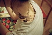 tattoo love ❤️ / by Christy Parker