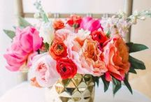 Flowers + Bouquets / by Cyd Converse | The Sweetest Occasion