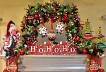 Christmas / by Brandi Rogers