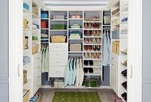 Organization/cleaning / by Christy Parker