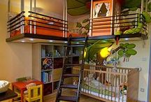 Kids Rooms / by Theresa Weber