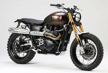 Motorcycles / Triumph and others