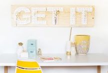 DIY Projects: Home Decor + Design