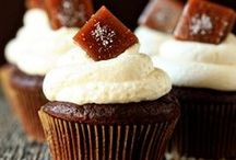 Cupcake Recipe Love / Cupcakes were invented so you can eat a ton and not feel guilty.  / by Brandy O'Neill | Nutmeg Nanny