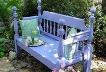 Home & Garden Ideas and Inspiration / by Kiirsi Hellewell