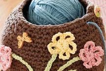 Miscellaneous Knitting and Crochet / by Fay Francesca