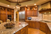 Dream Home ~ Kitchen/Dining/Pantry / by Susie Fairbanks