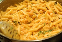 Pasta, Pizza, and Noodles / by Carolyn Martin