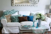 Favorite picks for redoing my living room / by Jeannie Heffner Greenstreet Gardner-Pettengill