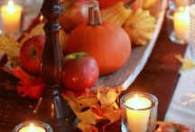 Thanksgiving and Autumnal Beauty / by Carolyn Martin