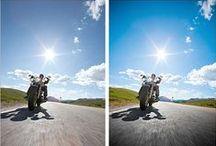 >> Photoshop Tips / Photoshop Tutorials / by Krystal's Kitsch