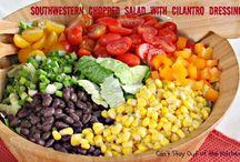 Salads / by Carolyn Martin