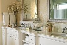 Bathrooms / by Carolyn Martin