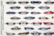 The Need for Speed / A collection of vintage and original sports and transportation prints and photographs