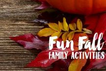 >> Falling for Autumn / Get ready for FALL with these fun autumn activities, recipes, and crafts!