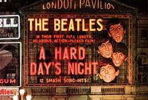 Beatles & Paul McCartney / I am a lifelong Beatles fan.  Paul McCartney is my favorite (great music, vegetarian, and so cute!).