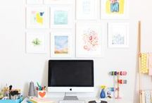 At Home: Work Spaces