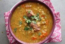 Soup Recipe Love / No soup for you! / by Brandy O'Neill   Nutmeg Nanny