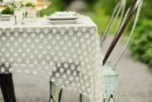 Dishes, Napkins, Tablescapes and more