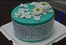 Cake Inspiration / by Rhonda Hobb Kaczmarek