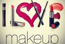 "Make Up / ""I feel pretty, oh so pretty!"" / by Cindy Diane Anderson"
