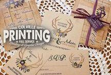 COLVILLE PRINTING DESIGNS