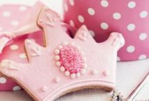 Zoe's 3rd Birthday Party- 2015 / Unicorn/Princess birthday party / by Cindy Diane Anderson