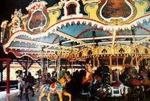 Vintage Amusement Parks & Carnivals / Vintage amusement parks and carnivals