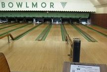 Vintage Bowling Alley / Remember the fun of an old fashioned bowling alley?  You'll find photos and memories here!