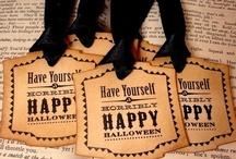 Holidays: Halloween / by Jennifer Fisher