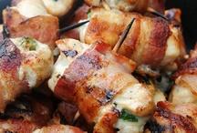 Eats: Bacon / by Jennifer Fisher