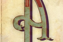 Hobbies: Typography & Design / by Jennifer Fisher