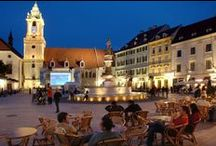 Bratislava / For over 200 years, Bratislava has been the capital of Austro-Hungarian Empire. Nowadays, it belongs to one of Europe´s youngest capital cities offering its visitors a balanced blend of tradition, history and modern dynamism.