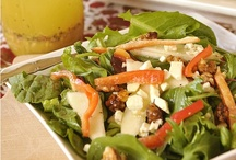 Spiffy Salads / The Spiffiest Salad Recipes! / by Anna { Fairy Goodiemother }