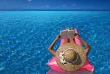 Life's A Beach / I am a true water baby and I am happiest on the beach!   / by Janelle Ratzlaff Cramer