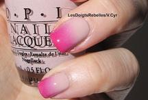 Le NailArt. / Nail art par V.Cyr. Tous les tutoriels sont sur le blog. lesdoigtsrebelles.blogspot.ca