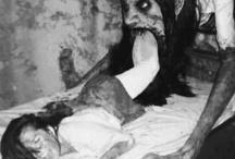 Dark, Creepy and Macabre  / by Janelle Ratzlaff Cramer