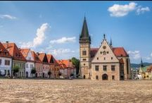 UNESCO heritage Slovakia / Discover amazing cultural and natural heritage of Slovakia, that has been rewarded as one of the UNESCO sites. Visit medieval cities, castle ruins, deep forests and hidden caves....
