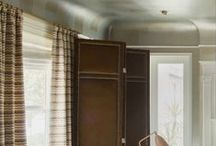 Beautiful Painted Tray Ceilings / Artistic finishes and murals painted on Tray Ceilings