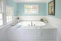 Home: Bathrooms / by Jennifer Fisher