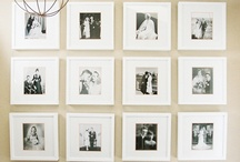Home: Book and Photo displays / by Jennifer Fisher