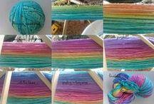 Gradient Yarn / Wooltopia's Colourways