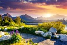 Explore Slovakia / Explore Slovakia, charming green country in the hearth of Europe.